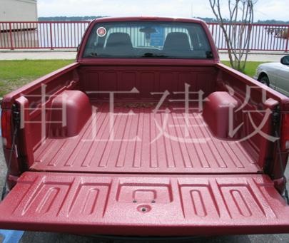 卡车耐磨防腐聚脲材料