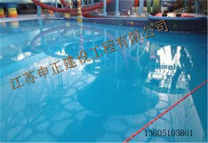 游泳池聚脲防腐